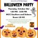 PTK Halloween Party