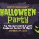 Halloween Party at Jenna's Breezeway