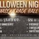Halloween Night Masquerade Ball