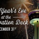 New Years Eve at the Observation Deck
