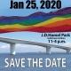 Sarasota Pride - Winter Wonderland!