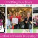 100+ Miles Thrift-A-Thon from Bradenton/Sarasota to Naples