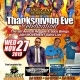 5th Annual Reggae & Soca Brings Back Love With Jah Movement Band Thanksgiving Eve