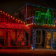Old West Chirstmas Light Fest