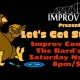 Improv 502 Presents: Let's Get Stuffed!
