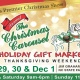 Christmas Carousel Holiday Gift Market