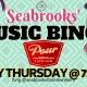 Seabrooks' Music Bingo at Pour Taproom