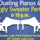 Dueling Pianos & Ugly Sweater Party