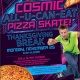 Thanksgiving Break Pizza Glow Skate!