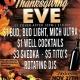 Thanksgiving Eve Bash!
