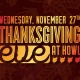 Thanksgiving Eve Party at Howl at the Moon
