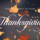 Thanksgiving Feast at Terra Gaucha