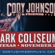 Cody Johnson at Fair Park Coliseum