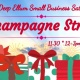 Deep Ellum Small Business Saturday: Champagne Stroll