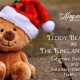 Teddy Bear Tea at The King and Prince (December 14)
