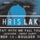 Chris Lake at Boulder Theater