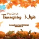 Thanksgiving Night at Luthers