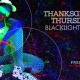 Thanksgiving Blacklight Party