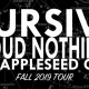 Cursive * Cloud Nothings * The Appleseed Cast