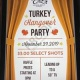 Turkey Hangover Party