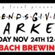 Friendsgiving Market at Karbach Brewing Co.