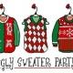 Ugly Sweater Holiday Bingo Bonanza & Card Party!