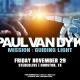Paul van Dyk in Houston   Mission Guiding Light Tour
