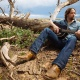 Hayes Carll with Jade Jackson at The Heights Theater