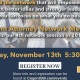 Cogent Attorney Networking November 13th