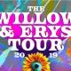 Jaden & Willow Smith - The Willow & Erys Tour at Emo's Austin
