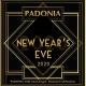2020 New Year's Eve at PADONIA