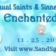 2nd Annual Saints & Sinners Gala - Enchanted Sea