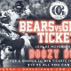 Boozy Bingo - Win Bears VS Giants Tickets!
