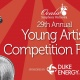 29th Annual Young Artist Competition