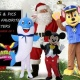 Free Christmas Gifts From 'Kids Favorite Characters' & Santa