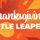 Thanksgiving Little Leapers