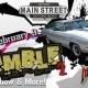 Rumble on Main Street Car Show