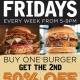 Burger Fridays
