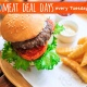Meat Deal Days - every Tuesday!
