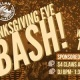 3rd Thanksgiving Eve Bash