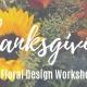 Thanksgiving Table Scape Floral Design Workshop