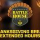 Thanksgiving Break at Battle House