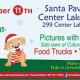 Santa Paws at Center Lake Park