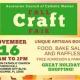 ACCW 2019 Fall Craft Fair
