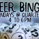 Beer Bingo at Quarters Brewery