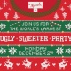 World's Largest Ugly Sweater Party w/Santa