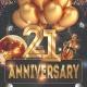 21st Anniversary Party at Club Prana