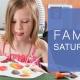 Family Saturdays Fall 2019