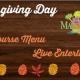 Thanksgiving Day Feast at Margaritaville Restaurant
