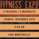 Fits-Giving Fitness Expo